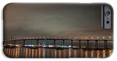 Beach IPhone 6s Case featuring the photograph Coronado Bridge San Diego by Gandz Photography