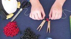 How To Make Kandi: Checkerboard Ladder Headband, via YouTube.