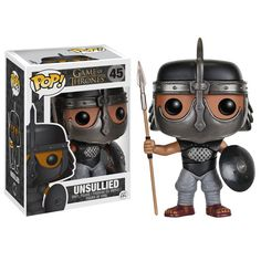 Game of Thrones Unsullied Pop! Vinyl Figure - Funko - Game of Thrones - Pop! Vinyl Figures at Entertainment Earth