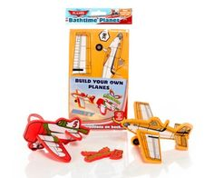 Buy Disney Planes Build Your Own Bath-Time Planes - Toys - Boots London Shopping, Disney Planes, Build Your Own, Bath Time, Toys, Building, Stuff To Buy, Diy, Activity Toys