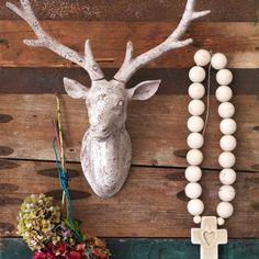 Deer Head Ornament - Home Accessories - New Season