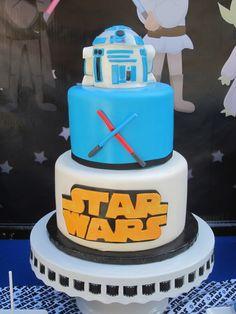 "Photo 2 of 15: Star Wars / Birthday ""Jaden's Mini Star Wars Party"" | Catch My Party"