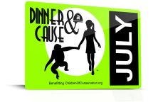 Start Using Your Dinner & A Cause Card This Week