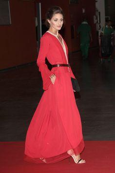 Olivia Palermo Photos - Kim Kardashian seen arriving to the Valentino Haute-Couture Show as part of Paris Fashion Week held at the Hotel Salomon de Rothschild in Paris - Zimbio