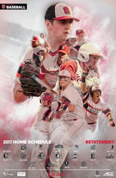 See all the latest and greatest college athletics posters and graphic design work! Baseball Posters, Sports Posters, Homemade Gatorade, Bra Video, Sport Body, Sport Fashion, Sport Cars, Sport Outfits, Art For Kids