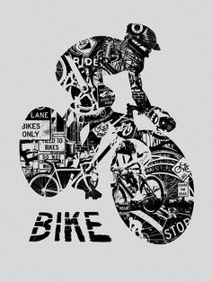 It's All About The Bike