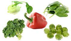 10 eisenhaltige Lebensmittel