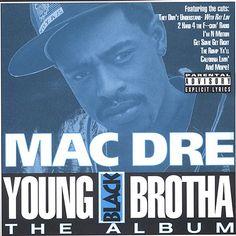 Mac Dre- young black brotha