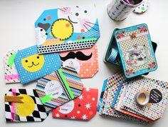 kuverter/envelopes DIY | minimega® designbureau