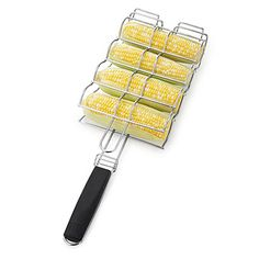 Look what I found at UncommonGoods: Corn on the Cob Grilling Baskets for $14.99