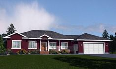Bungalow House Plan 81132