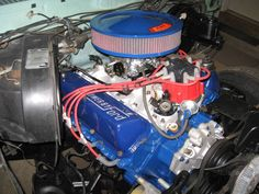 Ford 460