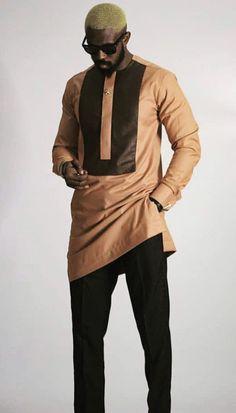 Latest Senator Designs For Naija Men African Wear Styles For Men, Ankara Styles For Men, African Attire For Men, African Clothing For Men, African Shirts, African Men Fashion, Mens Fashion Suits, Men's Fashion, Mens Suits