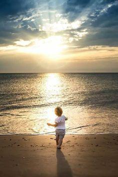 Take me to the beach… Call of the Sea ~ Precious Child ~
