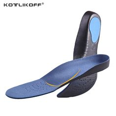 [Visit to Buy] Adult Orthotic insoles Breathable 3D Comfortable EVA insoles Flat Feet Arch Support insoles orthopedic Sweat-Absorbant insoles #Advertisement