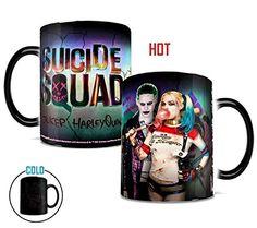 Suicide Squad The Joker & Harley Quinn Coffee Mug