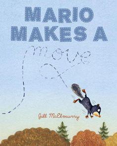 Mario Makes a Move - reviewed by Gina Ruiz