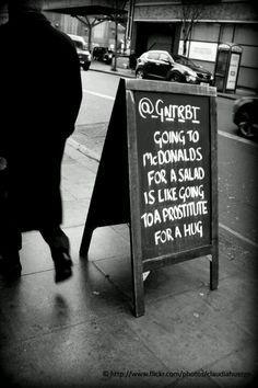 London humour