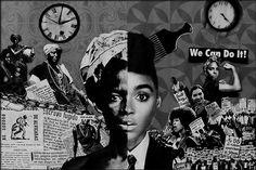black women collage - Google Search