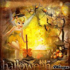 tinkerbell halloween