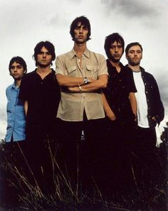 The Verve. Photograph by Chris Floyd The Verve, Liam Gallagher Oasis, Irish Rock, Beady Eye, Stone Roses, Top Trumps, Rock News, Man Crush Everyday, Alice In Chains
