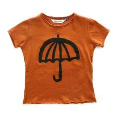 Bobo Chooses  Umbrella T-shirt.