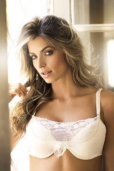 #nuevacoleccion #novias #hermoso #lenceria #belleza #MujeresCriss #CRISS #perfectoparami Hurtado, Bikinis, Swimwear, Long Hair Styles, Sexy, Face, Model, Beautiful, Beauty
