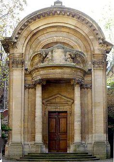 — Église Saint-Éphrem-le-Syriaque. Paris 5e