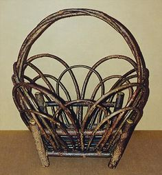 around the bend willow furniture :: basket :: Other Great Stuff