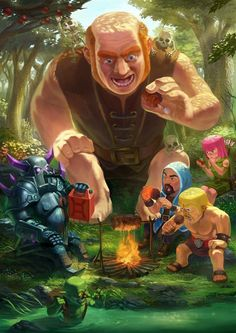Clash Games provides latest Information and updates about clash of clans, coc updates, clash of phoenix, clash royale and many of your favorite Games Desenhos Clash Royale, Clash Of Clans Game, Clash Of Clans Miner, Arthas Menethil, Barbarian King, Goblin, Boom Beach, Clash On, World Of Gumball