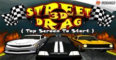 More cars, more cash, more speed and more fun! Go ahead and test your gear shifting skills in this amazing drag racing game. Download StreetDrag 3D Lite by Cerberus from #Mobango Click:http://bit.ly/Mobango_StreetDrag3DLite