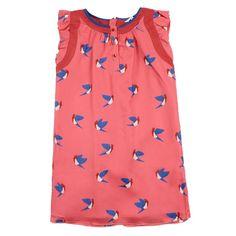 Little Marc Jacobs bird print dress via LFG