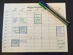 How To Create An Exam Study Schedule That Actually Works  Study