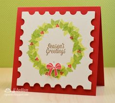 Ribbon Girls {Handmade Cards}: Avery Elle Release Week Day #1 ~ Warm Wishes