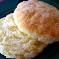 Easy Sour Cream Biscuit