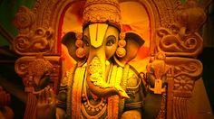 """Why Do We Celebrate """"Ganesh Chaturthi""""? Here is the Answer Sri Ganesh, Lord Ganesha, Ganesh Wallpaper, Wallpaper S, Kali Mata, Ganesha Pictures, Ganesha Painting, Unity In Diversity, Amazing India"""