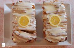 Pull Apart Lemon Coffee Cake