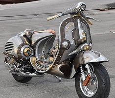 Guardian, Steampunk Vespa by Pulsar Projects | Kaskus - The Largest Indonesian Community