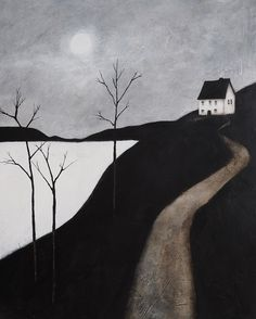 Delightful Paintings by Deb Garlick - ArtisticMoods.com