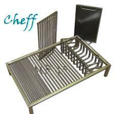 Resultado de imagem para parrilllas dobles Barbacoa, Outdoor Barbeque, Bbq, Wood Fired Oven, Restaurant, Charcoal Grill, Van Life, Firewood, Metal Working