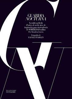 #typography #editorial #design @Courtney Baker Baker LaLa + form