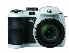 "General Imaging Power PRO X550-WH 16Digital Camera with 16MP, 15X Optical Zoom, 2.7-Inch LCD and 27mm Wide Angle Lens (White) by GE. $142.73. From the Manufacturer                     All the power and performance you need in our best selling bridge camera series. View larger   Large 2.7"" LCD display for easy viewing. View larger  GE X550 Power PRO Series Digital Camera Capture all the action like a pro with the new X550 from GE. This popular bridge camera is equ..."