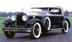 1929 Rolls Royce Phantom 1 Ascot