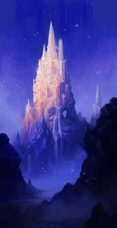 What Fantasy Land do you belong in? Find out in which fantasy realm you truly belong in. Have fun! Fantasy City, Fantasy Castle, Fantasy Places, Fantasy World, Fantasy Art Landscapes, Fantasy Landscape, Landscape Art, Landscape Photos, Fantasy Concept Art