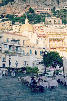 Positano, Italy; yes please! Dreamy destination wedding or honeymoon location www.graceloveslace.com.au