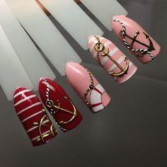 @pelikh_Фото ногти Дизайн Реалистичные цвета гель лака