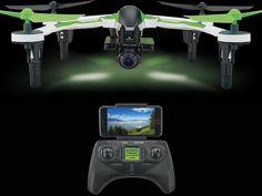 Dromida XL 370 RTF Quadcopter 1080 FPV Camera - http://www.best-quadcopter.com/featured/2017/05/dromida-xl-370-rtf-quadcopter/