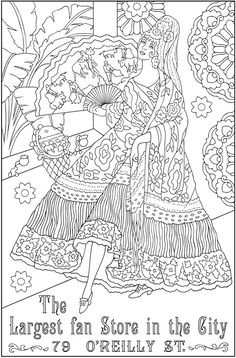 Welcome to Dover Publications | free sample | Join fb grown-up coloring group…