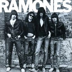 5. Ramones - Ramones - The 25 Best Punk Album Covers of All Time | Complex
