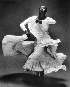 Judith Jamison in Alvin Ailey's Cry